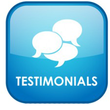 Follow Us on Testimonials